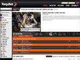 TONYBET Kihlveokontor Screenshot spordiennustus ülevaated Spordiennustus ülevaated tonybetstsportsbookscreenshot1