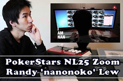 PokerStars NL25 Zoom Sessioon - Randy 'nanonoko' Lew - Õpime parimatelt! PokerStars NL25 Zoom Sessioon – Randy 'nanonoko' Lew – Õpime parimatelt! nanonoko pokerstars NL25 zoom boonused 1 Pokkeri videod Pokkeri videod nanonoko pokerstars NL25 zoom boonused 1