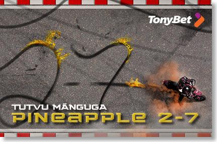 TONYBET PAKUB SULLE UUT PINEAPPLE 2-7 POKKERIT +VIDEO FREEROLLID FREEROLLID Pineapple 2 7 boonused 1