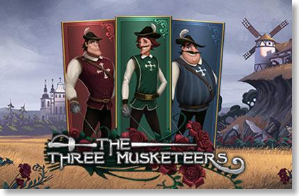 UUS SLOTIMÄNG: The Three Musketeers UUS SLOTIMÄNG: The Three Musketeers the three musketeers boonused 1 Kasiino videod Kasiino videod the three musketeers boonused 1