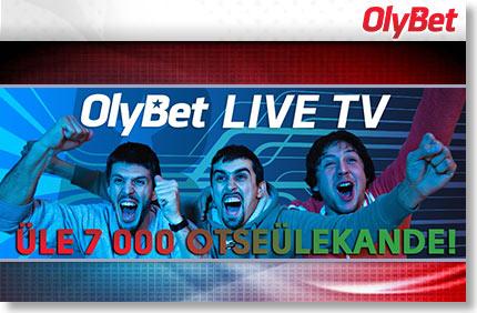 olybet-live-tv-boonused-1 olybet alustas live Ülekannetega, panusta ja vaata hd kvaliteediga live tv-d OLYBET ALUSTAS LIVE ÜLEKANNETEGA, PANUSTA JA VAATA HD KVALITEEDIGA LIVE TV-d olybet live tv boonused 1