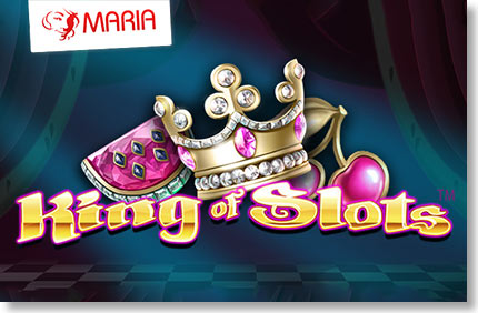 """king-of-slots-maria-boonused-1 maria esitleb: Maria esitleb: """"King of Slots, kuninglik mänguelamus!"""" king of slots maria boonused 1"""