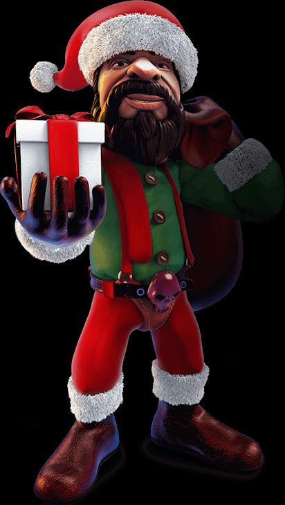 Jõulukingitused jõulukingitused SAA OMALE JÕULUKINGITUSED BETSAFE JÕULUKALENDRIST – IGA PÄEV UUS BOONUSPAKKUMINE gonzo jouluvana