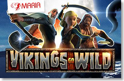 """vikingis-go-wild-maria-boonused-1 Maria esitleb: Maria esitleb: """"Vikings Go Wild – uskumatu merereis"""" vikingis go wild maria boonused 1"""