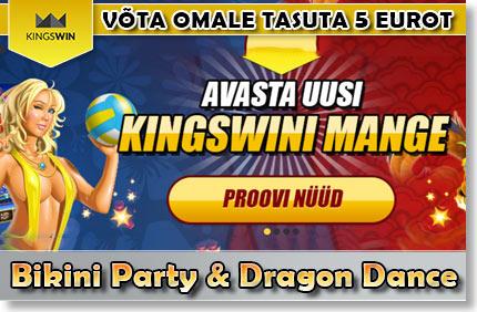 bikini-party-dragon-dance-kingswin-boonused-1 Kingswin kasiinos uued mängud: Bikini Party & Dragon Dance Kingswin kasiinos uued mängud: Bikini Party & Dragon Dance bikini party dragon dance kingswin boonused 1