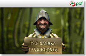 VÕTA OMALE 100% KUNI €100 KÄIBEBOONUS KASUTATES BOONUSKOODI: BONUS100 paf kasiino Paf Kasiino paf 100 kasiino boonused slot 1 1 275x180