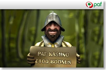 VÕTA OMALE 100% KUNI €100 KÄIBEBOONUS KASUTATES BOONUSKOODI: BONUS100 kasiino boonused Kasiino boonused, kampaaniad, tasuta spinnid paf 100 kasiino boonused slot 1 1