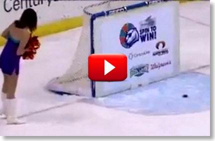 ÕNNELIKU KÄEGA JÄÄHOKI FÄNNID ÕNNELIKU KÄEGA JÄÄHOKIFÄNNID lady wins truck ice hockey video 1 Ajaviide-videod Ajaviide-videod lady wins truck ice hockey video 1