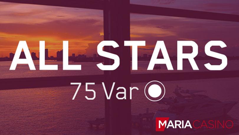 All Stars Maria Bingo all stars MÄNGI BINGOT JA SAA OMALE EKSKLUSIIVNE LIGIPÄÄS BINGOTOALE 'ALL STARS' maria bingo privaatne all stars 810x460