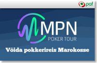 Pokkerireis Marokosse pokkeri kampaaniad Pokkeri kampaaniad, boonused, pakkumised, pokkeritoad, pokkeriturniirid, freerollid, tasuta raha mpn pokkerireis marokosse paf boonused 1 200x131