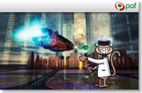 Kraabi Funky Monkey kraapekaarti ja võida omale 128GB iPad koos Smart Coveriga