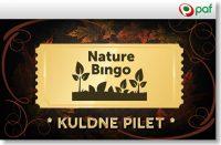 NATURE BINGO KULDNE PILET ANNAB SUUREMAD VÕIDUD olybet Olybet nature bingo kuldne pilet paf boonused 1 200x131