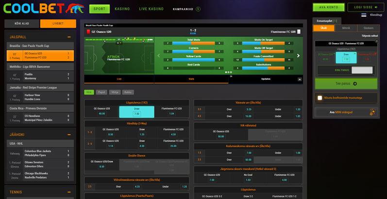 coolbet kihlveokontor Coolbet Kihlveokontor coolbet kasiino screenshot 797x411