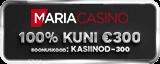 MARIA Kasiino advendikalender MARIA KASIINO MAAGILINE ADVENDIKALENDER PAKUB PALJU PÕNEVAT maria casino boonus 160x64
