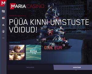"MARIA Kasiino Screenshot Maria esitleb: Maria esitleb: ""Vikings Go Wild – uskumatu merereis"" mariascreencasino1"