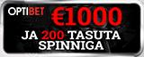 OPTIBET Kasiino tervitusboonus OPTIBET KASIINO TERVITUSBOONUS €1000 +iPhone X loosimine optibet tervitusboonus 160x64