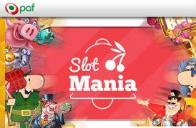 Slot Mania bingo with friends BINGO WITH FRIENDS – IGAL LAUPÄEVAL KELL 20:00 GARANTEERITUD AUHINNAPOTT €1000 paf slot mania boonused 2 275x180