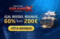 UUS MÄNG DRAGON'S KINGDOM + REEDENE BOONUS €200 olybet Olybet deposiidi boonus reede grandx 250 euro boonused 1 200x131