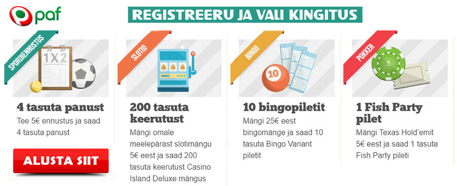 paf pokker Paf Pokker paf registreeru kingitus kasiino bingo sport pokker 900x367