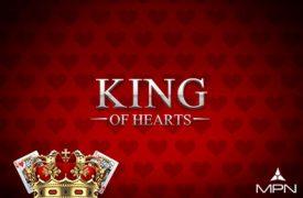 KING OF HEARTS – MÄNGI POKKERIT, NÄITA ÄRTU MASTI NING VÕIDA KOKKU KUNI €50 PUHTALT KÄTTE olybet pokker Olybet pokker king of hearts mpn poker boonused 1 275x180