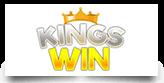 Kingswin Logo [object object] Kasiino boonused, kampaaniad, tasuta spinnid kingswin logo 164x83