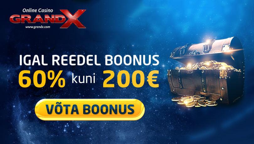 Reedene boonus [object object] UUS MÄNG DRAGON'S KINGDOM + REEDENE BOONUS €200 grandx reedene sissemakseboonus 200 euro