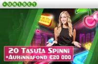 Tasuta spinnid olybet Olybet 20 tasuta spinni twin deluxe unibet boonused 1 200x131