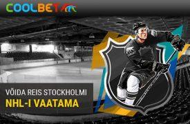 VIP reis Stockholmi coolbet kihlveokontor Coolbet Kihlveokontor reis stockholmi coolbet sport hoki boonused 1 275x180
