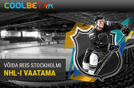 VIP reis Stockholmi riskivaba panus Riskivaba Panus reis stockholmi coolbet sport hoki boonused 1