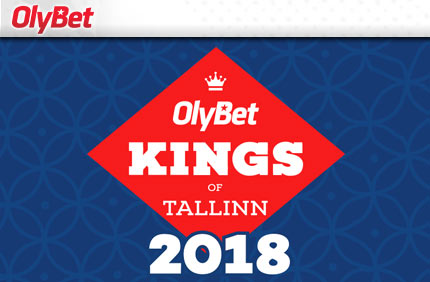 Kings of Tallinn Satelliit turniirid Satelliit turniirid olybet kings of tallinn pokker 2018 boonused 1