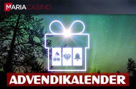 ADVENDIKALENDER maria kasiino Maria Kasiino advendikalender joulukalender maria kasiino boonused 1 275x180