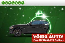 Ford Mustang tasuta keerutused PANUSTA BINGOS €5 EEST JA SAAD TASUTA KEERUTUSED NING OSALED AUHINDADE LOOSIMISEL ford mustang unibet kasiino boonused 1 275x180