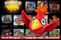 Kingswin Habanero tasuta raha TASUTA RAHA habanero kingswin kasiino boonused 1 200x131