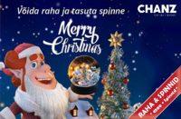 Merry Christmas coolbet Coolbet merry christmas chanz raha spinnid boonused 1 200x131