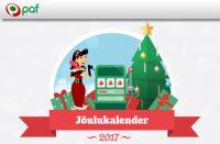 Jõulukalender coolbet Coolbet paf joulukalender 2017 boonused kasiino 1 200x131