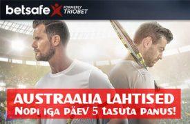 Austraalia Lahtised triobet kihlveokontor Betsafe Kihlveokontor betsafe 5 tasuta panus austraalia lahtised 1 275x180