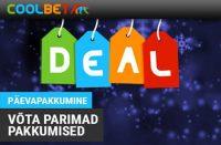 Deal Coolbet bingo boonused BINGO BOONUSED deal coolbet parimad pakkumised boonused 1 200x131