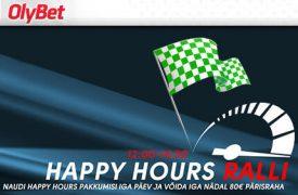 Happy Hours Olybet olybet Olybet olybet happy hours ralli raha boonused 1 275x180