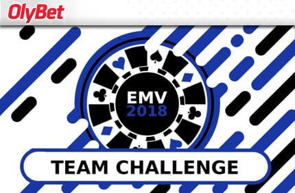 EMV 2018 Team Challenge FREEROLLID FREEROLLID team challenge emv 2018 olybet pokker boonused 1