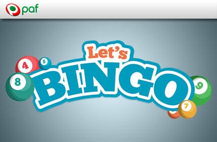 MÄNGI BINGO'T JA VÕIDA PAF LET'S BINGO AHVENAMAAL PAKETT bingo boonused BINGO BOONUSED lets bingo paf boonused kasiino 1