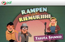 Rampen Rytmikäs Riemuriihi leprechaun goes to hell LEPRECHAUN GOES TO HELL – TASUTA SPINNID & RAHALOOS paf tasuta spinnid rampen riemurihi boonused 1 275x180
