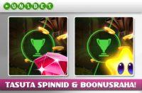 Tasuta Spinnid & Boonusraha bingo boonused BINGO BOONUSED tasuta spinnid boonusraha kasiino unibet 1 200x131