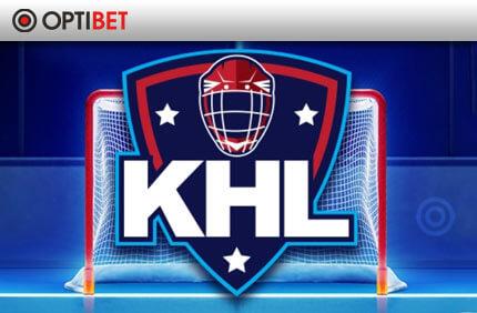 KHL  PANUSTA KHL-ile JA SAA KUNI €75 EEST RISKIVABU PANUSEID KHL optibet sport boonused riskivabad panused 1