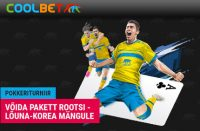 ROOTSI - LÕUNA-KOREA Unibet Unibet pokker rootsi louna korea reis coolbet 1 200x131