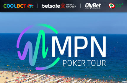 MPN Poker Tour  VÕIDA POKKERIREIS MUSTA MERE ÄÄRDE SUNNY BEACHI betsafe coolbet olybet paf mpn poker tour 1