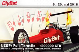 UCOP: Full Throttle [object object] Olybet pokker olybet ucop full throttle pokker freeroll boonused 1 275x180