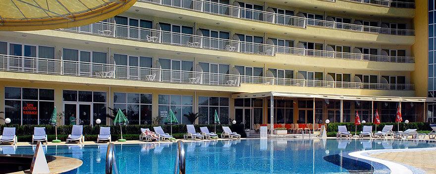 Wela Hotel  VÕIDA POKKERIREIS MUSTA MERE ÄÄRDE SUNNY BEACHI wela hotel sunny beach mpn